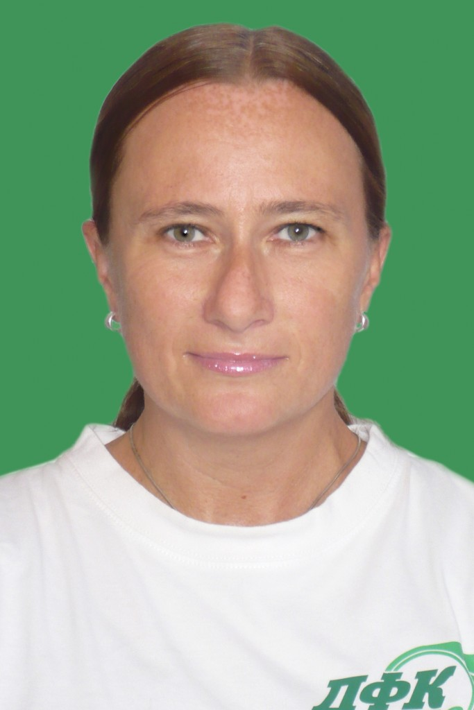 Бобрышова Галина Анатольевна