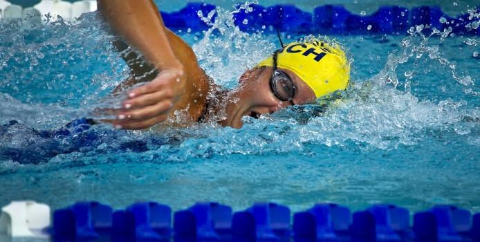 Анонс соревнований по плаванию
