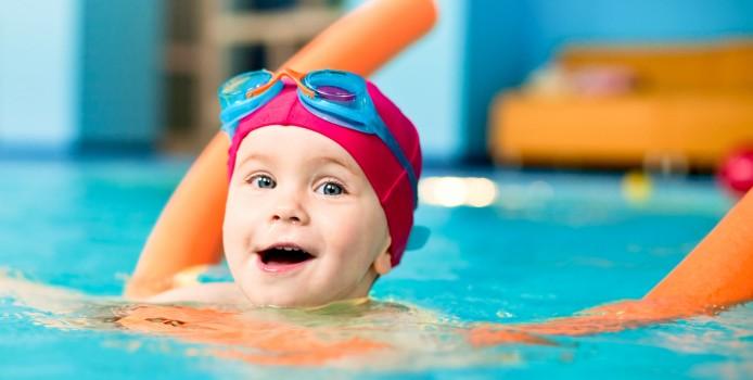 Набор детей в плавательные группы