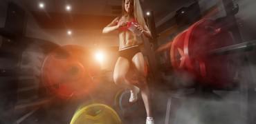 Фитнес-акция