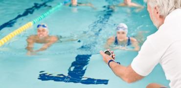 Плавание взрослые на горьковской