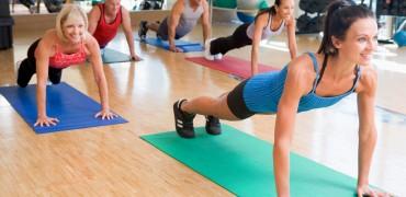 фитнес на горьковской