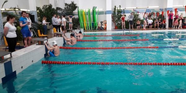 Итоговый протокол по плаванию