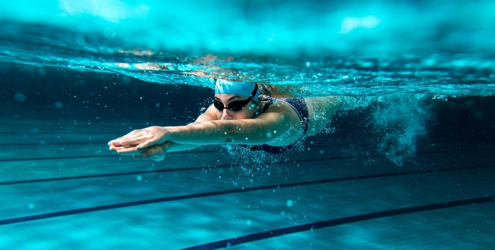 Новый плавательный сезон, запишись!