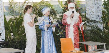 Соревнования на приз Деда Мороза