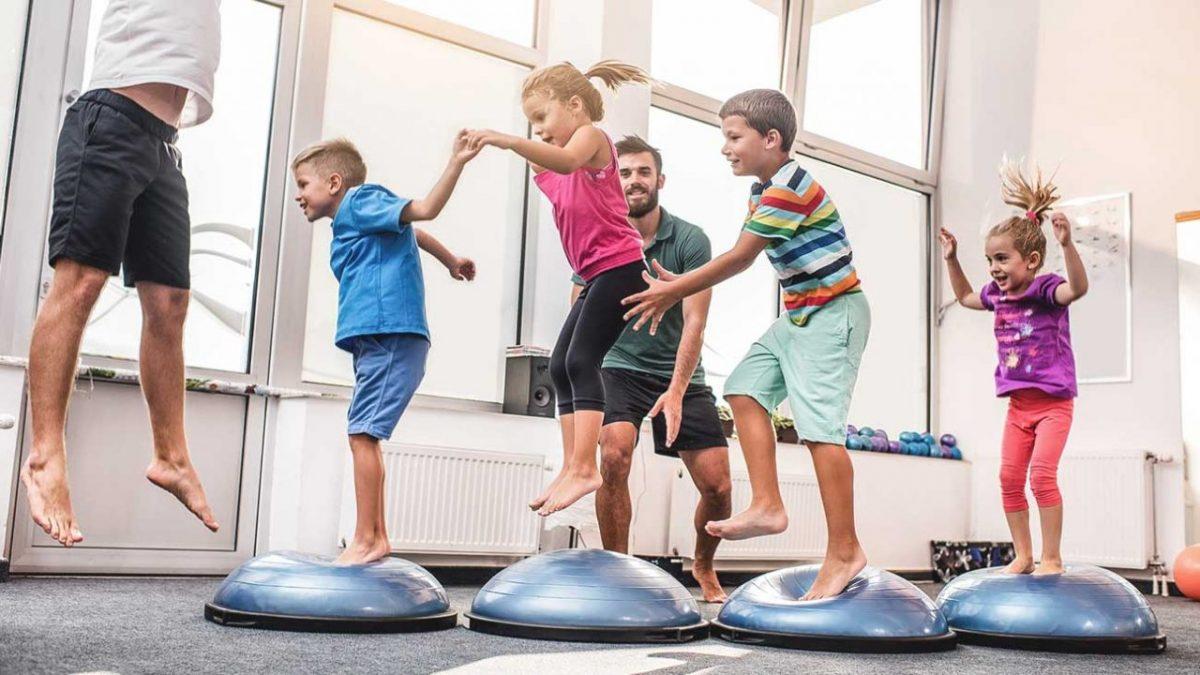 Открытый урок по фитнесу