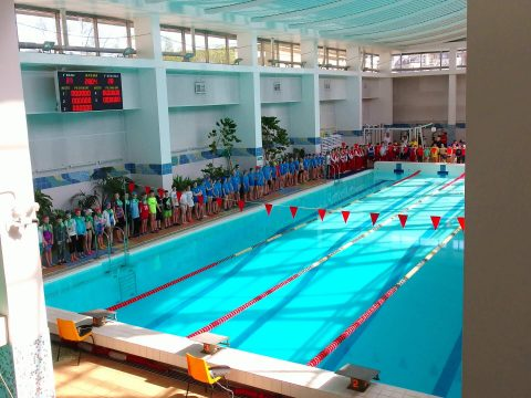 школа плавания на горьковской