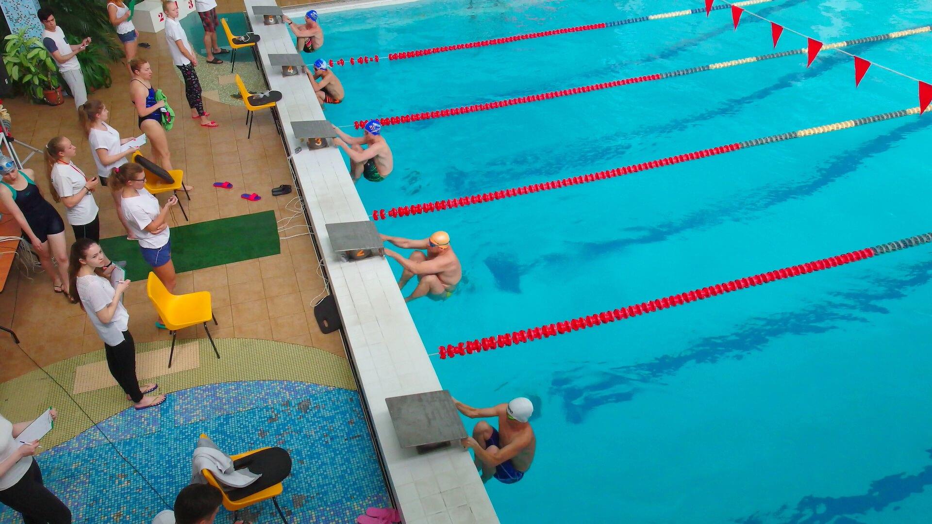 Школы плавания в спб
